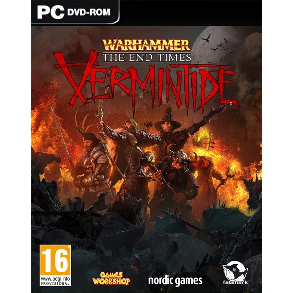 Warhammer The End Times Vermintide PC Game
