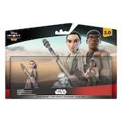 (Damaged Packaging) Disney Infinity 3.0 Star wars Force Awakens Playset Used - Like New