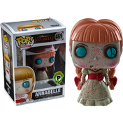 Annabelle Blood Splatter (The Conjuring) Funko Pop! Vinyl Figure