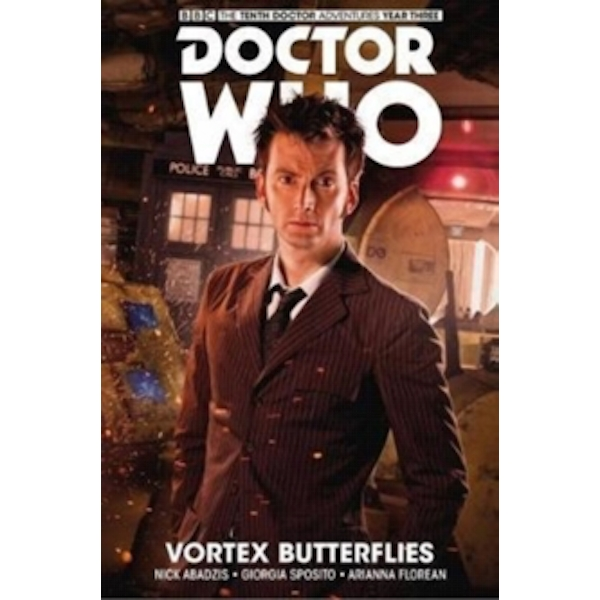 Doctor Who - The Tenth Doctor: Facing Fate Volume 2: Vortex Butterflies : 2