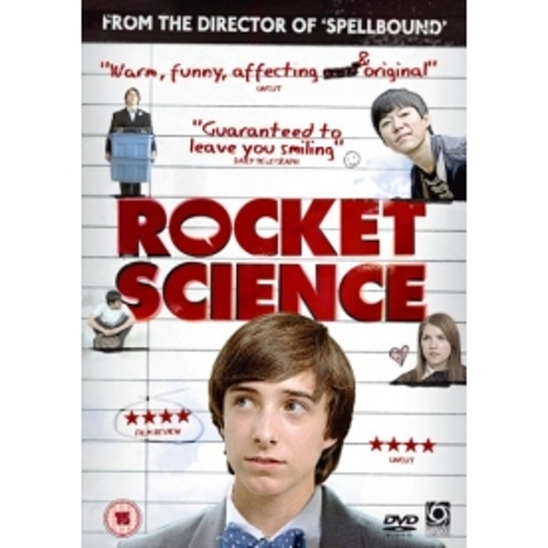 Rocket Science DVD