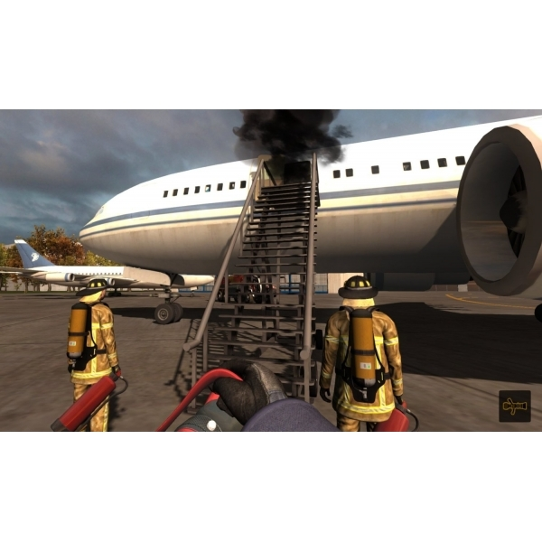 Airport Firefighter The Simulation PC Game  - Image 4