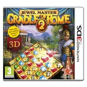 Jewel Master Cradle Of Rome 2 Game 3DS