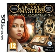 Ex-Display Chronicles Of Mystery Curse Of The Ancient Temple Game DS Used - Like New