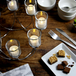 8 Tea Light Candle Holder | M&W Chrome - Image 4