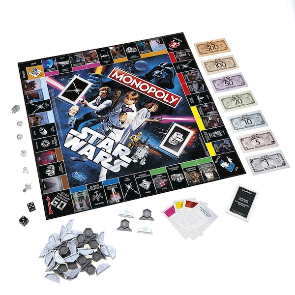 Star Wars Monopoly 40th Anniversary Special Edition - Image 3