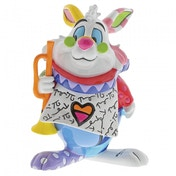 White Rabbit (Alice In Wonderland) Disney Britto Figurine