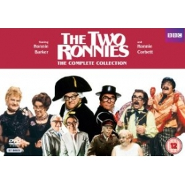 The Two Ronnies The Complete Collection DVD