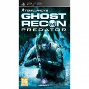 Tom Clancys Ghost Recon Predator Game PSP