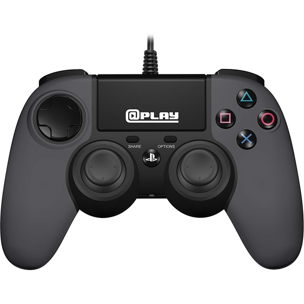 Officially Licensed Wired Controller Grey for PS4