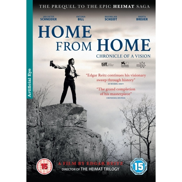Home From Home DVD