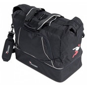 Precision Senior Players Bag Black/Silver