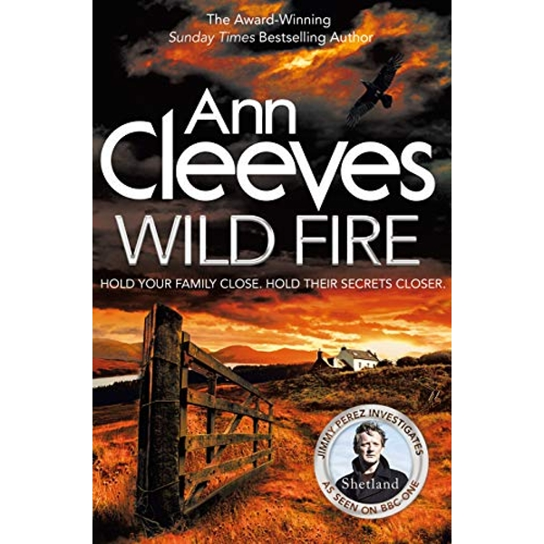 Wild Fire (Shetland Island Series, Book 8) by Ann Cleeves (Paperback, 2019)