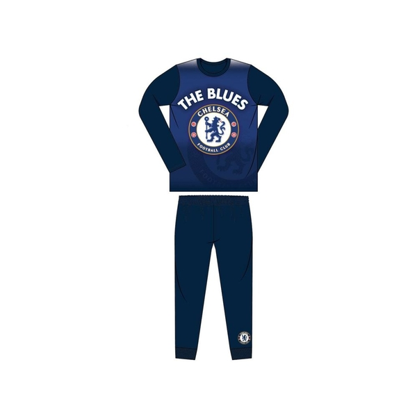 Chelsea Pyjamas Sublimation Print 7/8 yrs