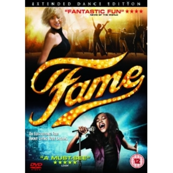 Fame Extended Dance Edition DVD