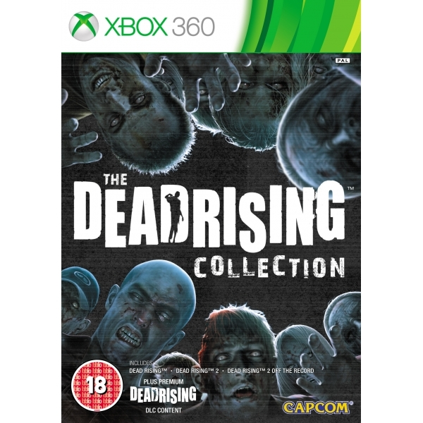 Dead Rising Collection Game Xbox 360