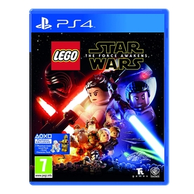 Lego Star Wars The Force Awakens PS4 Game