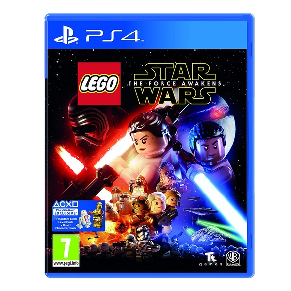 Lego Star Wars The Force Awakens PS4 Game - Image 1