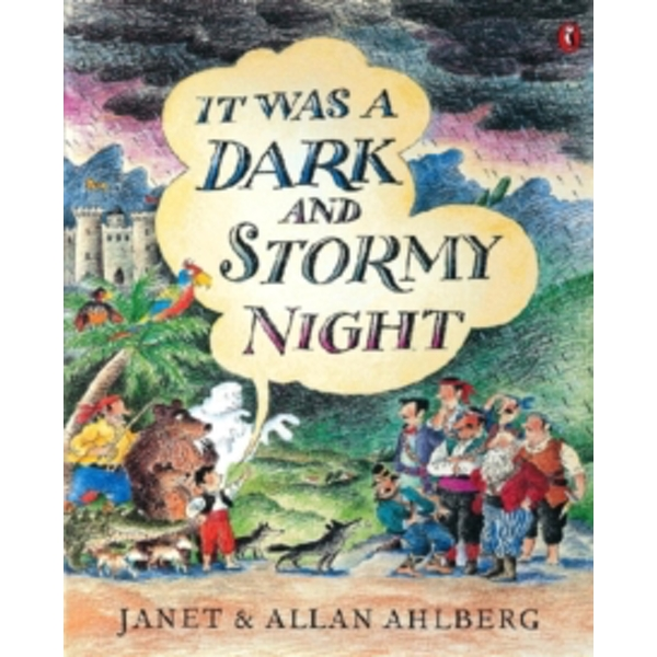 It Was a Dark and Stormy Night by Janet Ahlberg (Paperback, 1998)