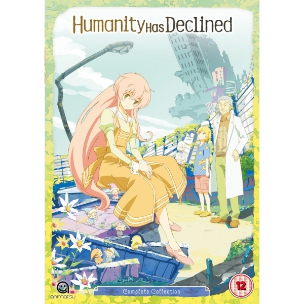 Humanity Has Declined Complete Season 1 Collection Episodes DVD