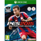 Pro Evolution Soccer PES 2015 Xbox One Game