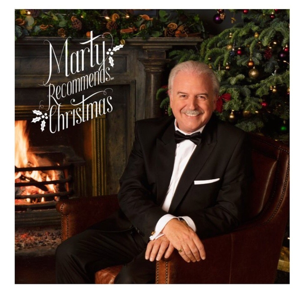Marty Recommends.... Christmas CD