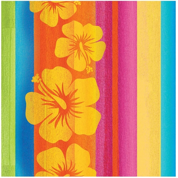 Sunset Strips Lunch Napkins (Pack Of 16)