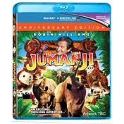 Jumanji - 20th Anniversary Edition Blu-ray