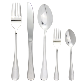 20 Piece Stainless Steel Cutlery Set | M&W