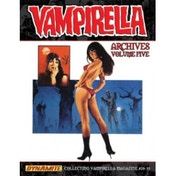 Vampirella Archives Volume 5 HC