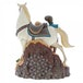 Live Your Dream Carved by Heart (Tangled) Disney Traditions Figurine - Image 3