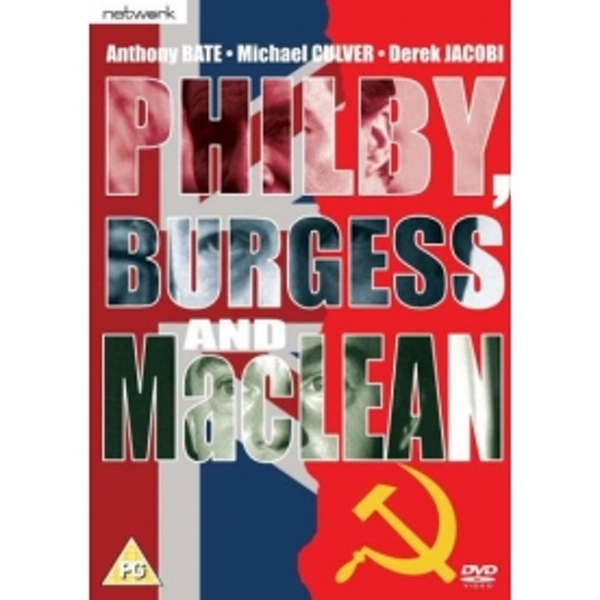 Philby  Burgess And Maclean DVD