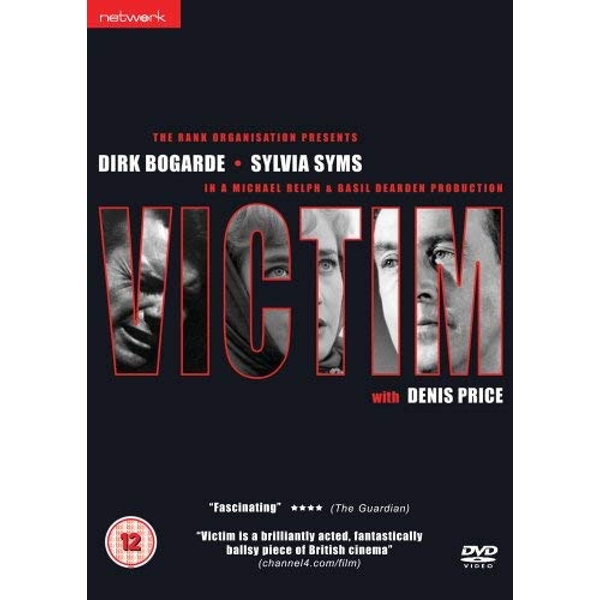 The Victim DVD