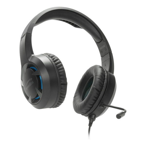 Speedlink Casad Stereo Gaming Headset with Flexible Microphone For PS4 (3.5mm Jack Plug/ 1.2m Cable)