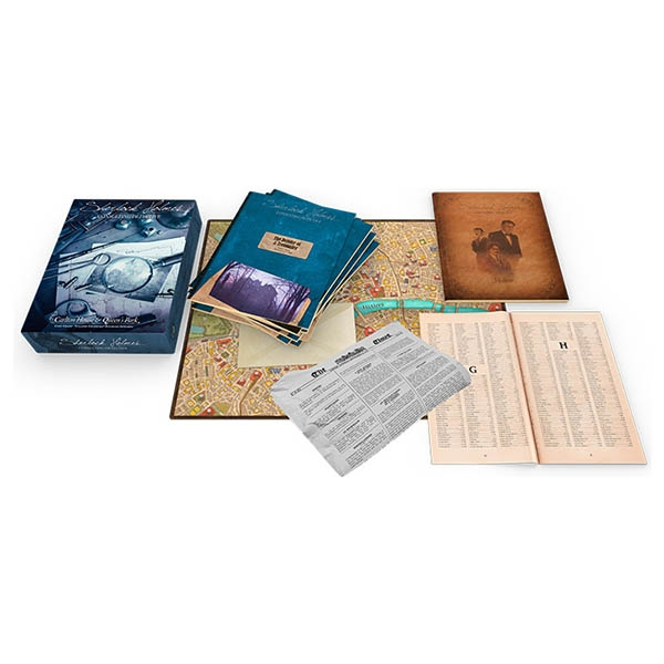 Sherlock Holmes: Consulting Detective - Carlton House & Queen's Park - Image 2