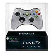 Official Halo Reach Wireless Controller Xbox 360