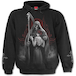 Dead Kiss Men's X-Large Hoodie - Black - Image 2