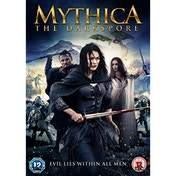 Mythica The Darkspore DVD