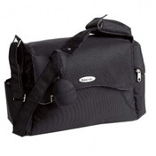Koo-di 15.5 x 36 x 26.5 cm Messenger Changing Bag Black