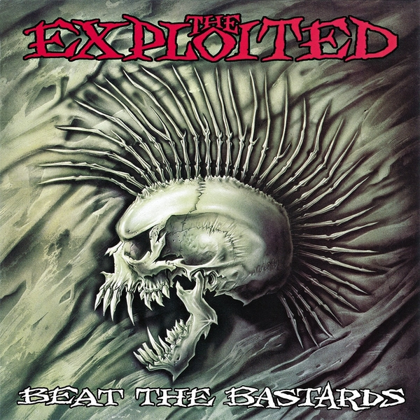 The Exploited - Beat The Bastards (Special Edition) Vinyl