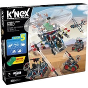 K'Nex Combat Crew 5-in-1 Building Set (31480)