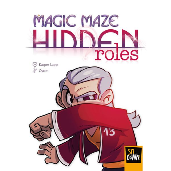 Magic Maze: Hidden Roles Expansion