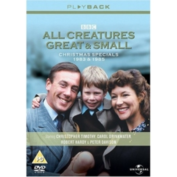 All Creatures Great and Small - Christmas Specials DVD