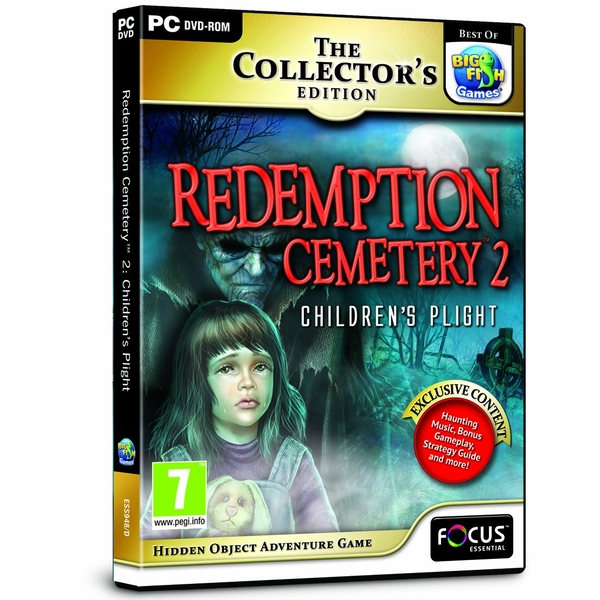 Redemption Cemetery 2 Children's Plight Collector's Edition PC Game