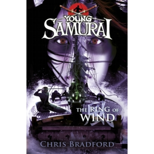 The Ring of Wind (Young Samurai, Book 7) by Chris Bradford (Paperback, 2012)