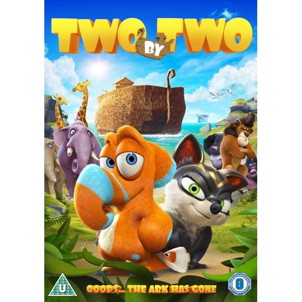 Two By Two DVD