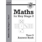 New KS2 Maths Answers for Year 5 Textbook by CGP Books (Paperback, 2017)