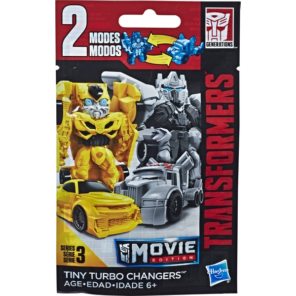 Transformers Tiny Turbo Changers Figures