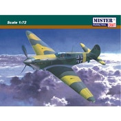 Yak-1 Luftwaffe 1:72 Scale Model Kit