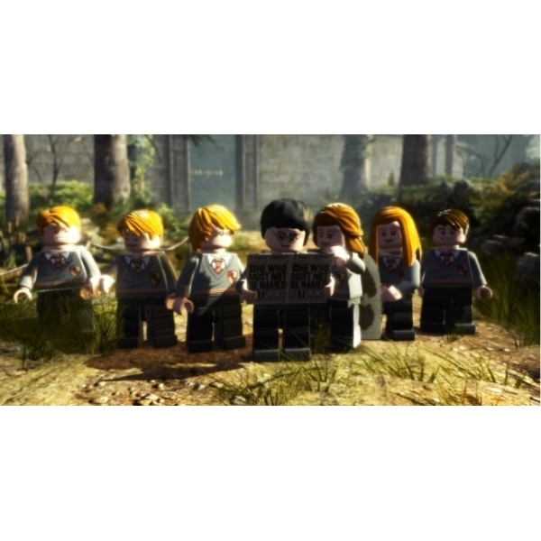 Lego Harry Potter Years 5-7 Xbox 360 Game (Classics) - Image 2